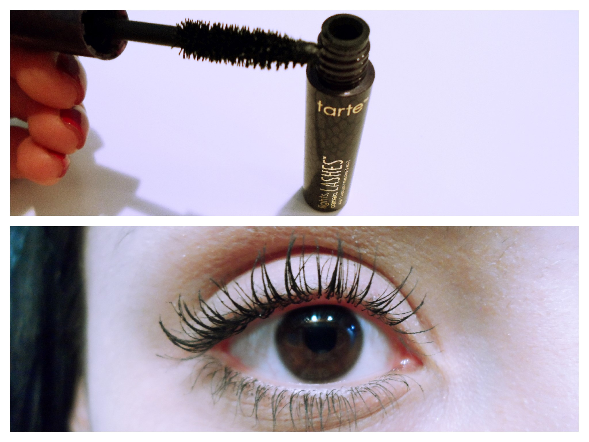 Lights, Camera, Lashes 4-in-1 mascara by Tarte #19